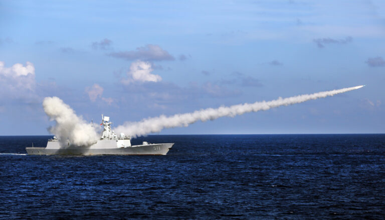 China conducts naval drills around Hainan Island