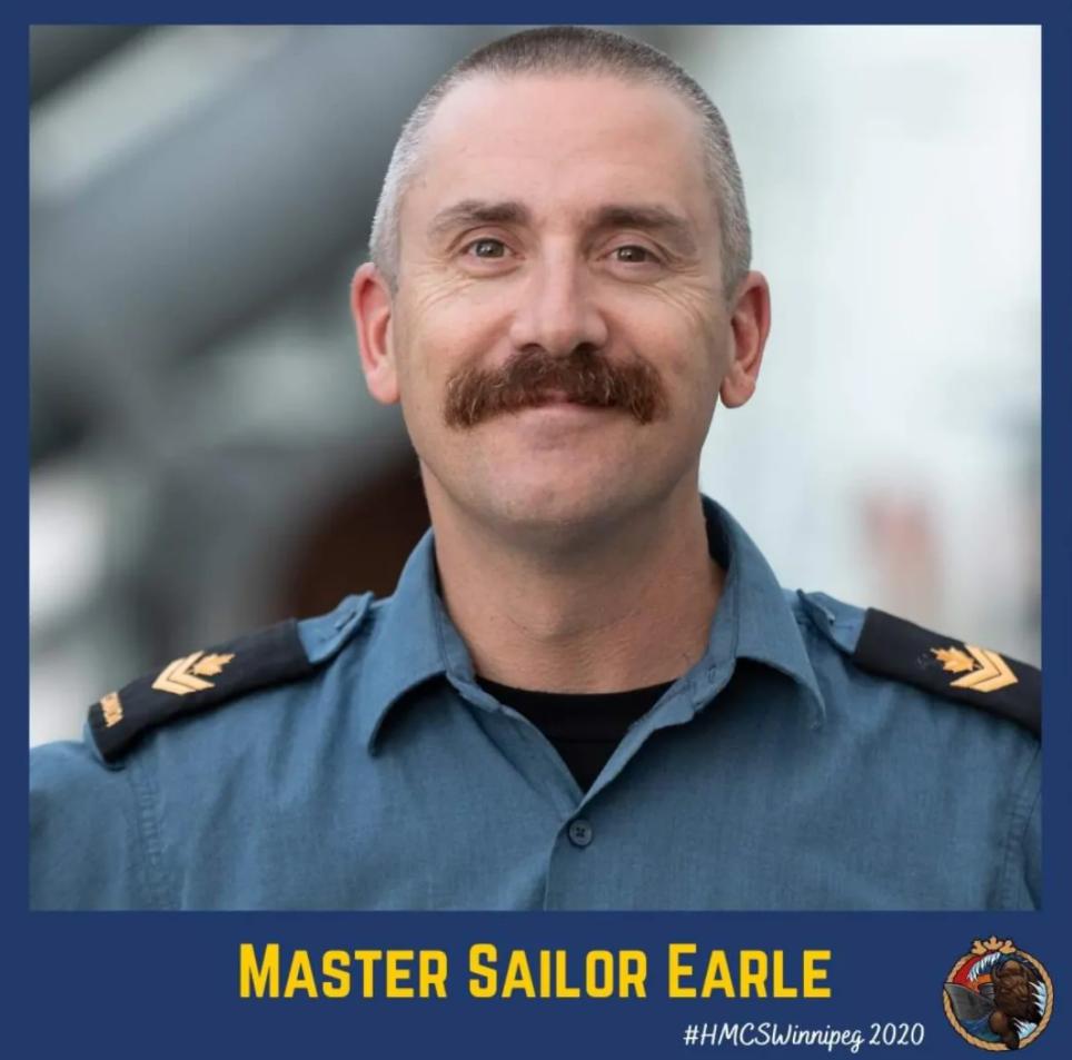 master sailor duane earle - naval post- naval news and information