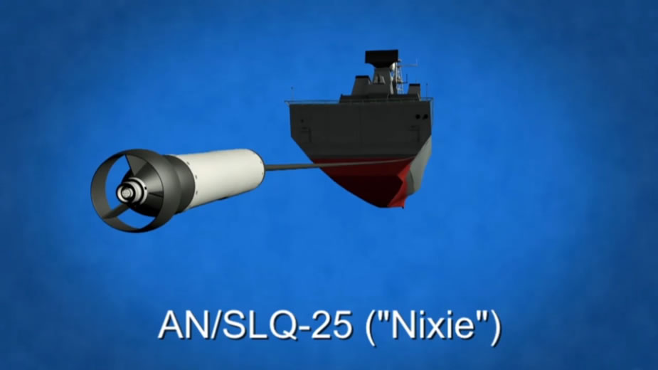 nixie torpedo countermeasure system 1 - naval post- naval news and information