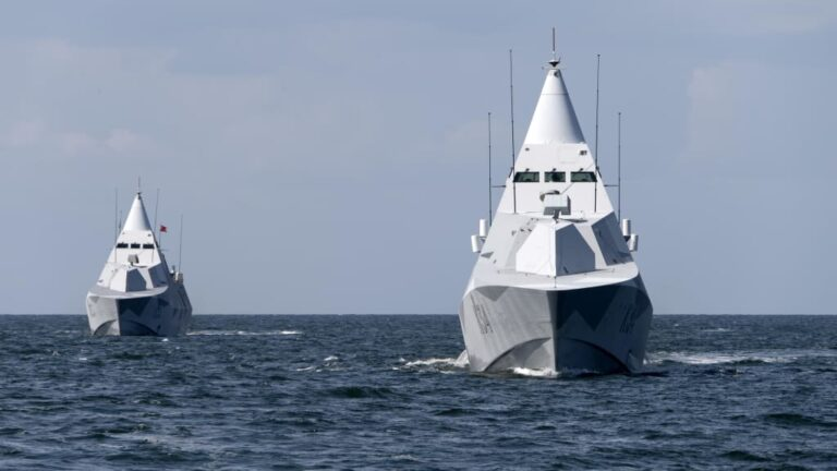 Saab seals contract for 2nd Generation Visby Corvettes for the Royal Swedish Navy