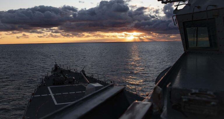 USS Porter Begins 9th Forward-Deployed Naval Forces-Europe Patrol