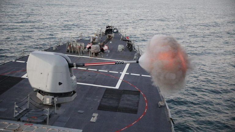 """USS Porter conducts """"Atlas Handshake"""" exercise with the Royal Moroccan Navy"""
