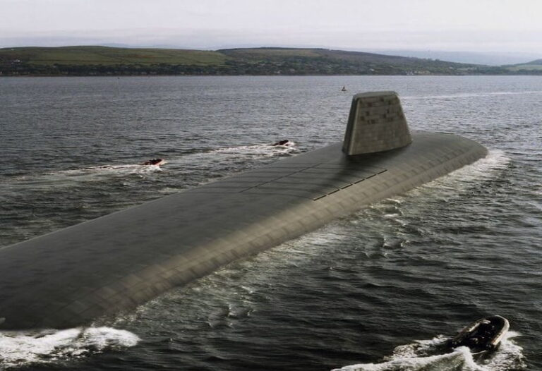 GDMS secures $43.2M contract for the FCS of Columbia & Dreadnought Class subs