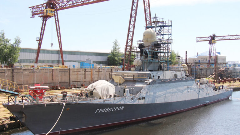 Russia to commission 4th Project Buyan-M class corvette at the end of January