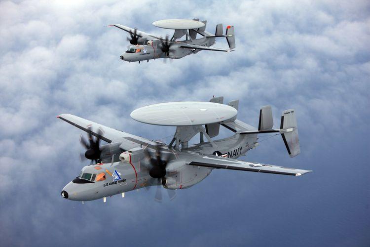 France to procure Northrop Grumman's E-2D Advanced Hawkeye