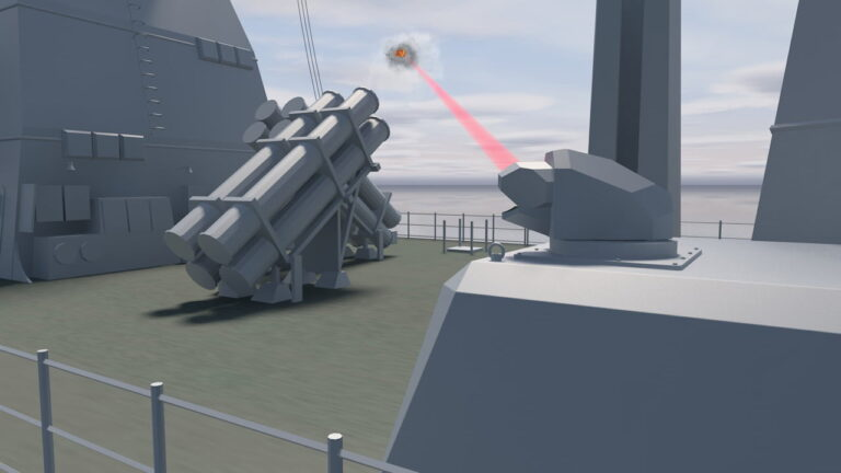 MBDA and Rheinmetall seal contract to supply high-energy laser system to the German Navy