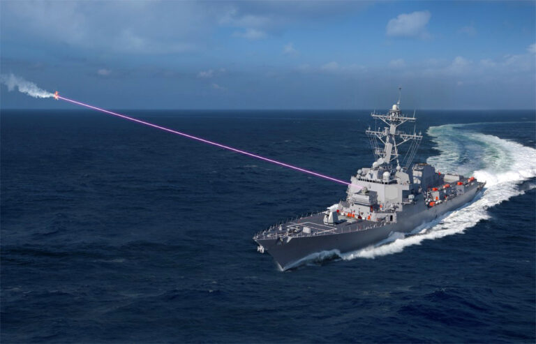 Lockheed Martin delivers HELIOS Laser Weapon System to the U.S. Navy