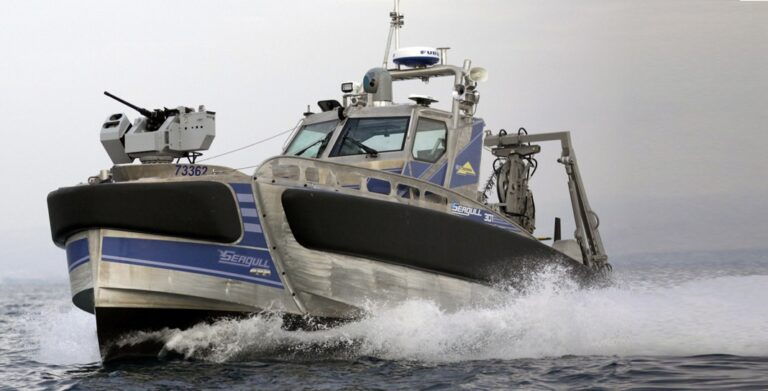 Elbit Systems to supply Seagull USVs to an Asia-Pacific country