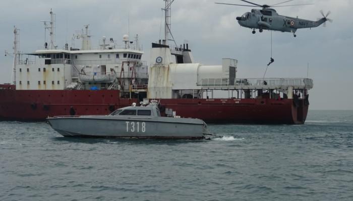 Indian Navy completes coastal defence exercise Sea Vigil 21