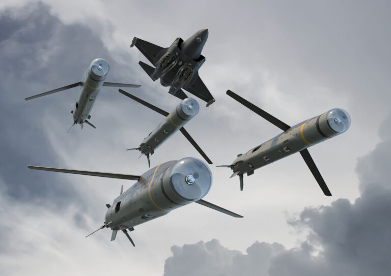 UK orders Spear Missile System for F35 fighters