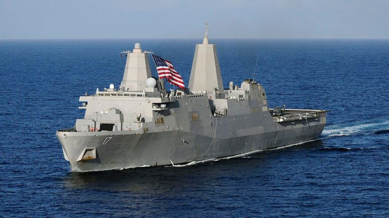 US Navy to equip Amphibious Ships with Containerized Weapon System