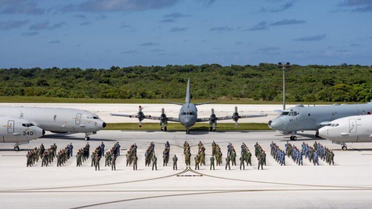 The U.S. wraps up Sea Dragon 2021 exercise