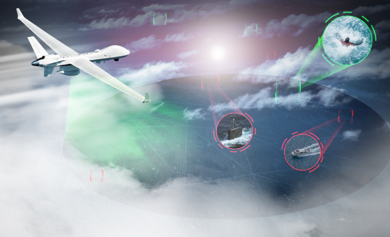 MQ-9B SeaGuardian UAV to be fitted with Leonardo Seaspray AESA Maritime Radar