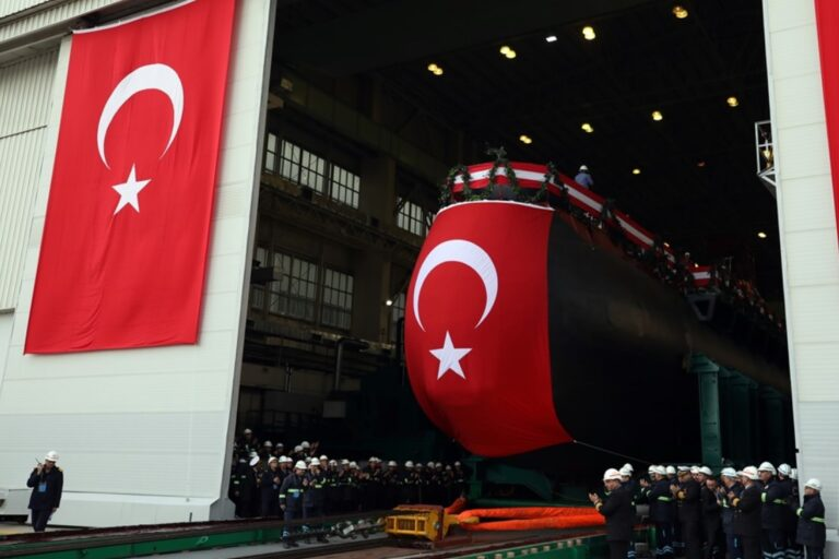 Will Turkish AIP submarines with Gezgin Cruise Missiles increase NATO's dominance against Russia in the Black Sea?