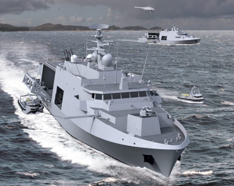Thales to provide AESA radar for the Next Generation MCM ships of Belgium and the Netherlands