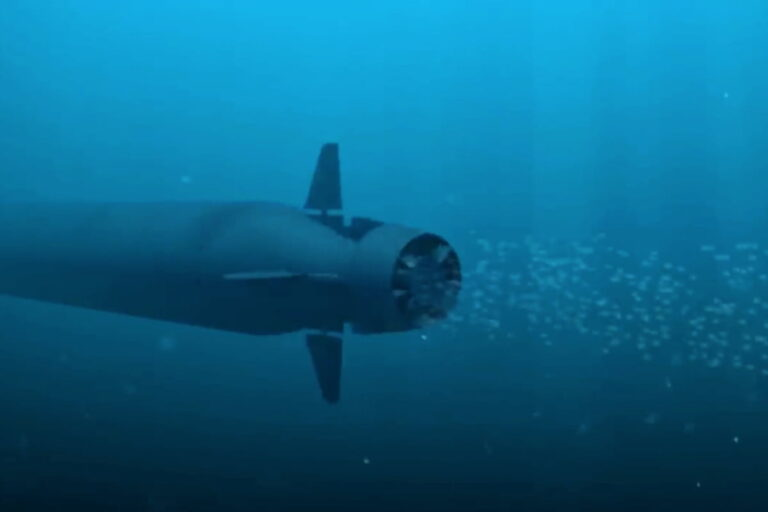 Russia to build a base for nuclear UUVs by 2022
