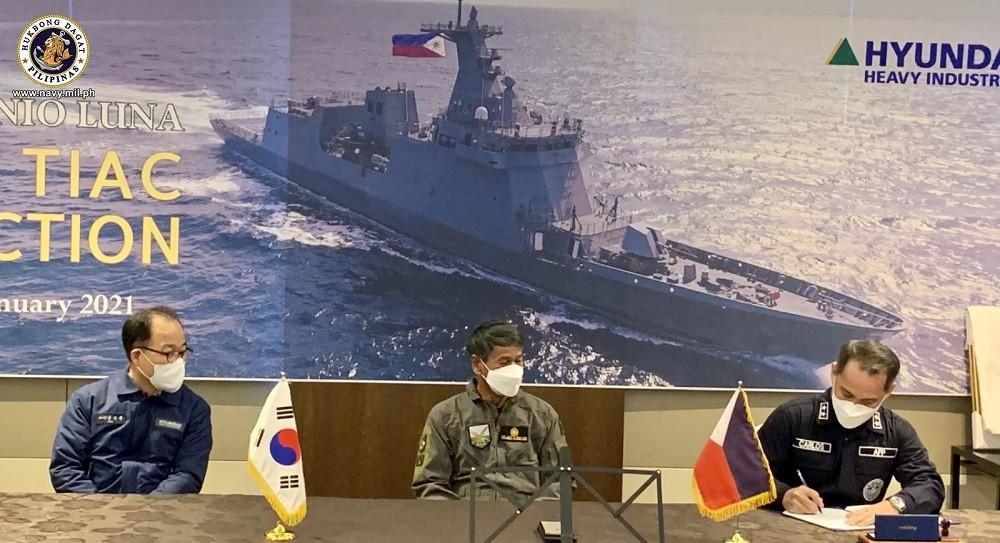 philippine navy