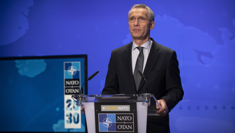 NATO should maintain its technological superiority in the maritime domain