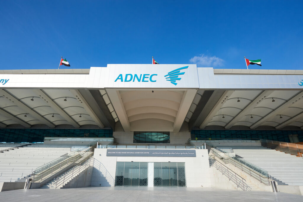 adnec abu dhabi naional exhibition center - naval post- naval news and information