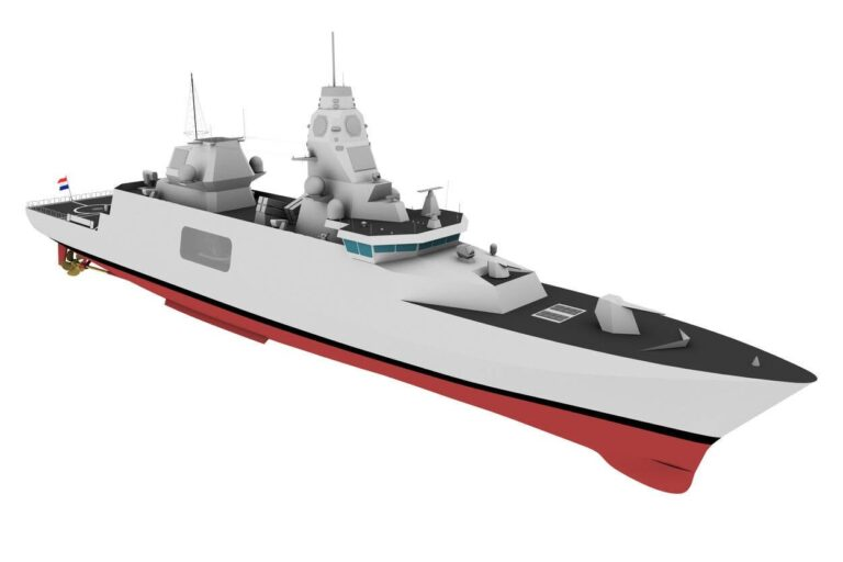 Belgium to decrease the number of Mk-41 VLS cells of the future ASW frigates