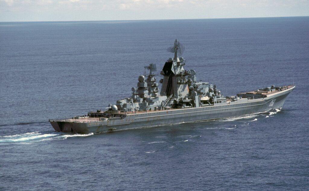admiral lazarev ex.frunze - naval post- naval news and information