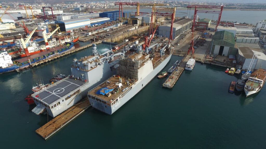 Anadolu Shipyard 1 - Naval Post