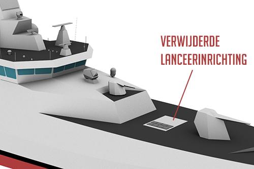 belgisch fregat minder raketten - naval post- naval news and information