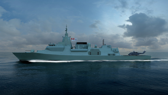 canadian surface combatant - naval post- naval news and information