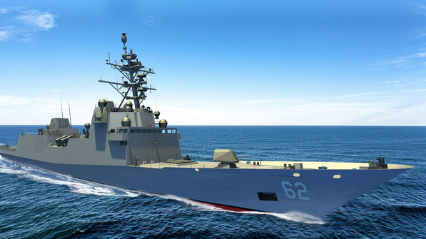 ffg 62 constellation class frigate ffgx - naval post- naval news and information