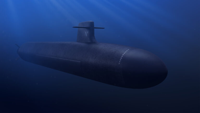 France announces the launch of the 3rd generation SSBN