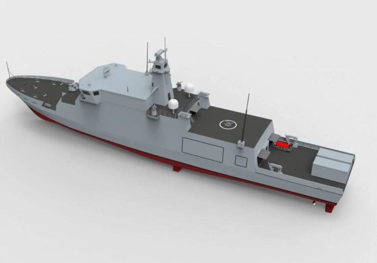 Intermarine to reduce risks of Italian Navy's new-generation minehunters