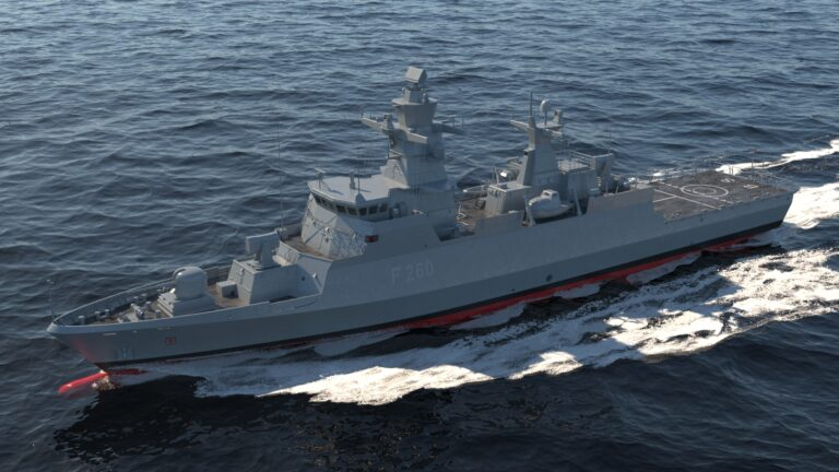 HENSOLDT to modernize TRS-3D radars of German Corvettes