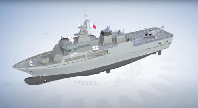 Maltese Armed Forces OPV 71-2