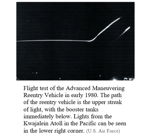 maneuverable reentry vehicle - naval post- naval news and information