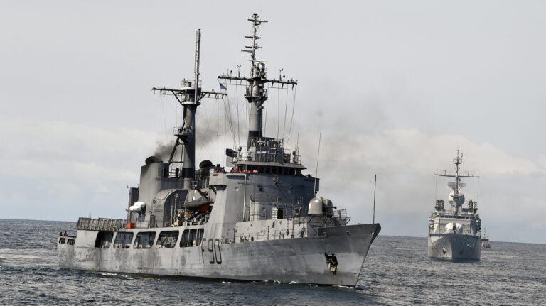 Nigerian Navy kicks off counter-piracy aimed exercise