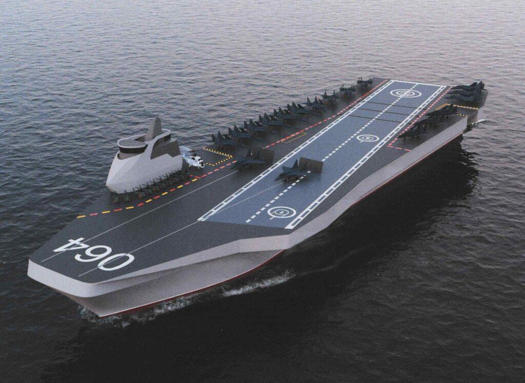 russian universal sea ship varan 4 - naval post- naval news and information