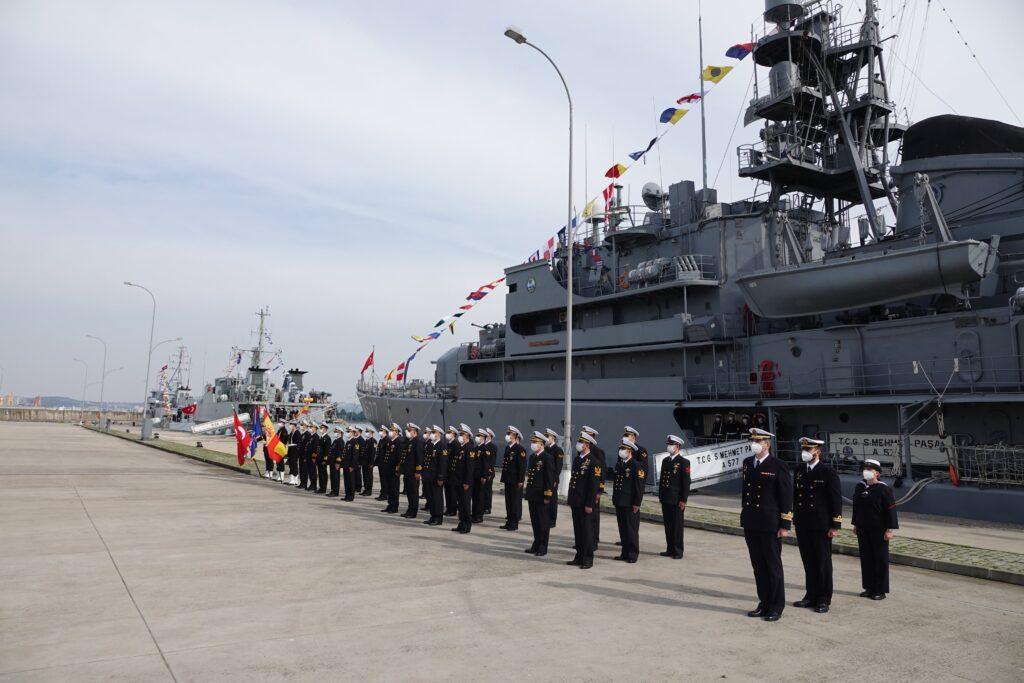 sokullu mehmet pasa - naval post- naval news and information
