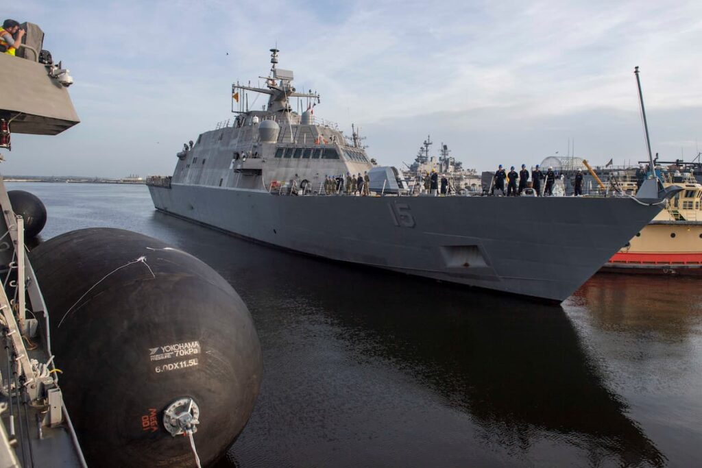 the freedom class littoral combat ships uss wichita lcs 13 - naval post- naval news and information