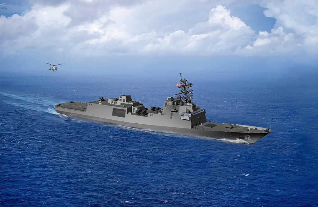 us navy constellation class frigate ffg 62 - naval post- naval news and information