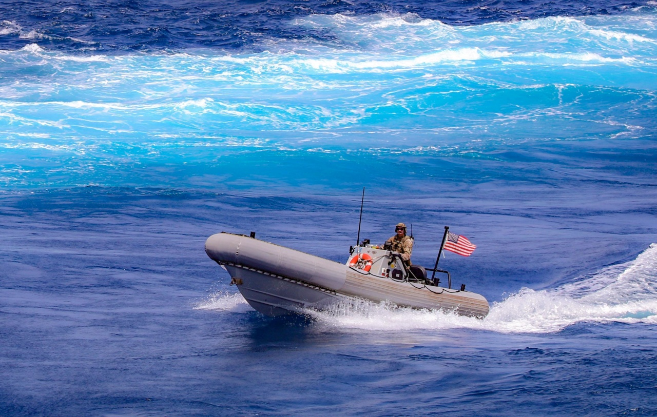 USS Winston S. Churchill RHIB - Naval Post