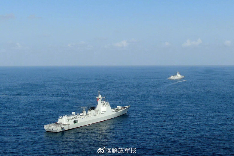 china 37th fleet - naval post- naval news and information
