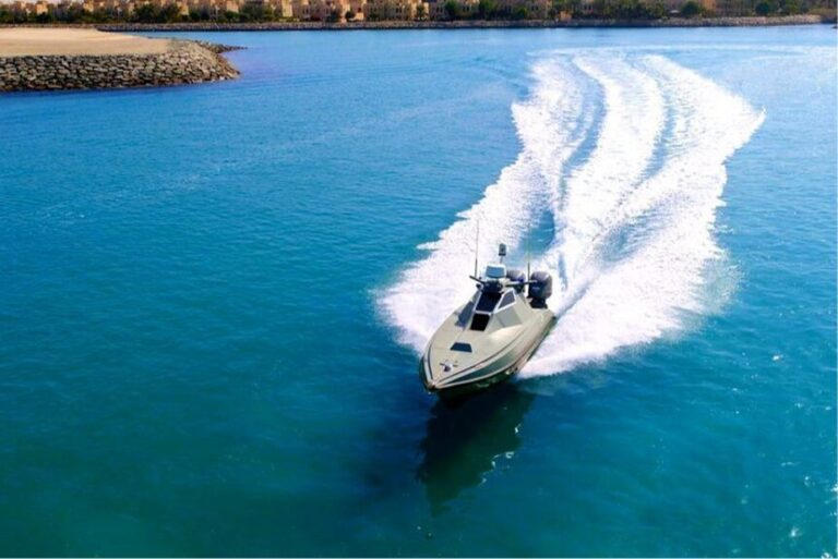 UAE to provide Milanion Unmanned Surface Vessel to Greece