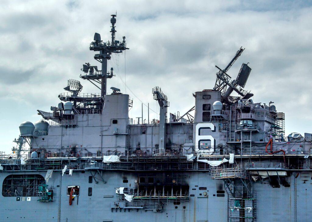USS ROOSEVELT DDG 80 License Plate Frame U S Navy USN Military