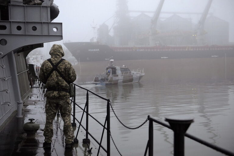 The UK to provide new missile boats for the Ukrainian Navy