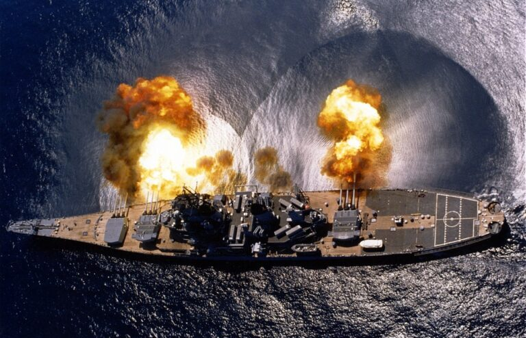 Question: How effective are the naval guns used today?