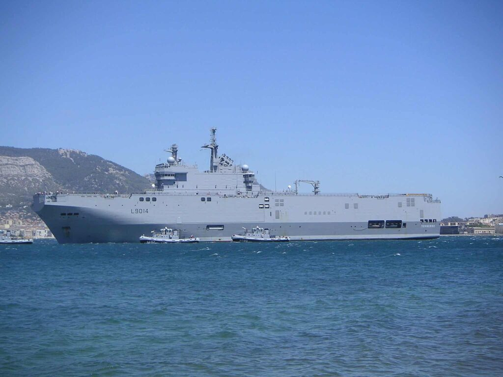 1440px le tonnerre - naval post- naval news and information