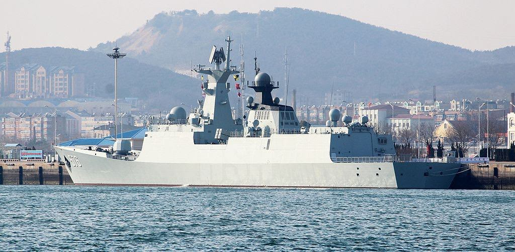 576 daqing type 054a - naval post- naval news and information
