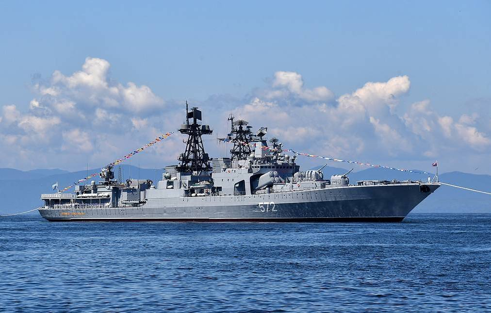 Russian Navy to convert large anti-submarine warship into frigate by 2025 -  Naval Post