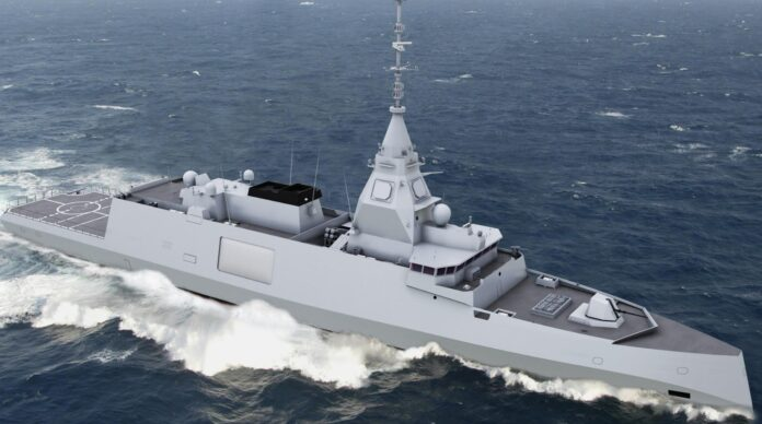 FDI Class Frigate (Image: Naval Group)