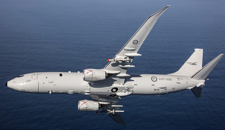 US approves $1.77 billion sale of Five P-8A MPAs To Germany